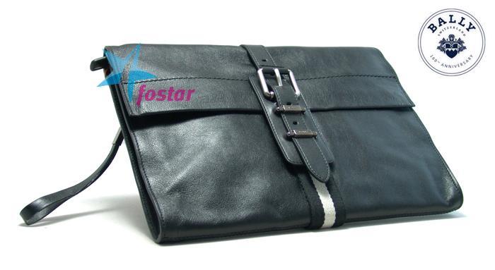 Bally - Купить - Мужская сумка для документов Bally D2058-7B-21